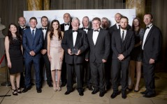 EFOD Carmarthenshire Wins Construction Excellence National Award