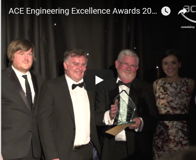 Congratulations to EFOD for Winning the ACE Engineering Excellence Awards 2015 in Building Structure