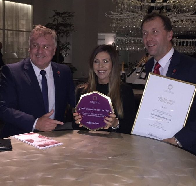 The Princess Royal Award For Outstanding Training and Development