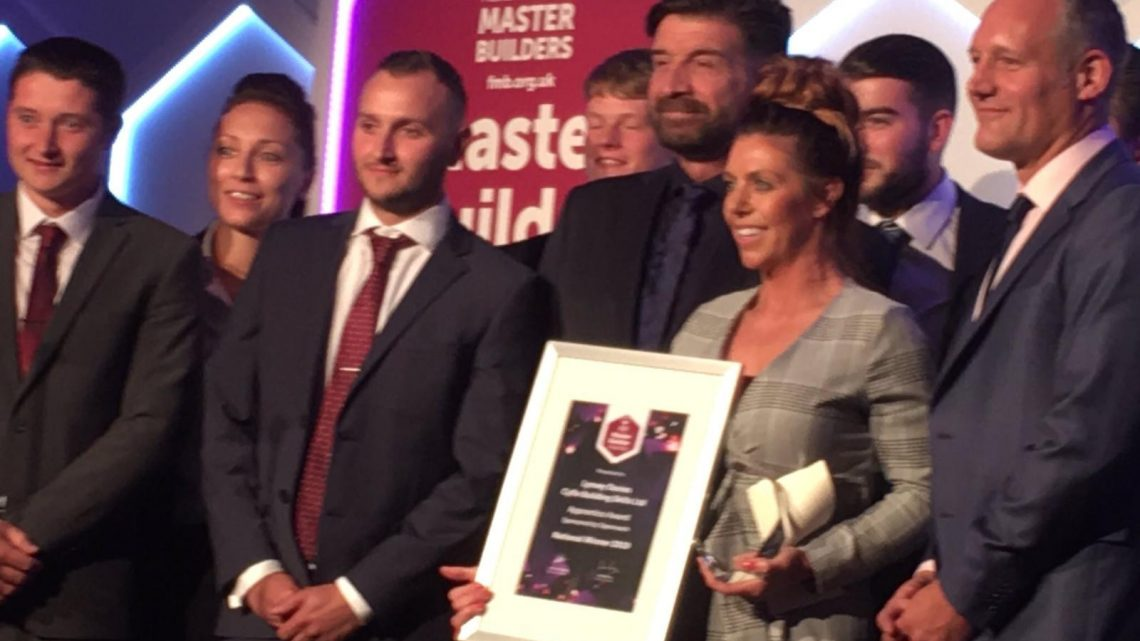 Case study: Apprentice of the year 2019, Lynsey Davies